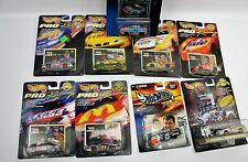 Hot Wheels Racing Pit Crew 1997 Pro Circuit NASCAR Mixed Lot 5 10 30 43 44 94 99