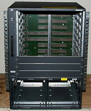Cisco Catalyst WS-C6509-E 6 Slot Chassis with C6509-E-FAN Fan 2xAvailable