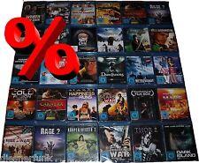 30 x Blu-ray Filme  Posten Sammlung Paket Restposten NEU in OVP verschweißt TOP