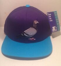 NEW Staple  X Starter Pigeon Snapback Purple Teal Hat Cap Summit Lake Nike