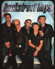 BACKSTREET BOYS 1998 BACKSTREET BOYS TOUR CONCERT PROGRAM BOOK