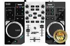 DJ Controller Software Equipment Hercules Professional Mixer Deck USB Controller