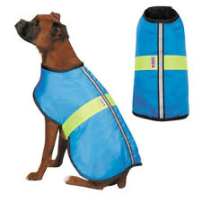 KONG Nor'easter Warm Reflective Blanket Dog Jacket All Weather Coat Sizes XS-XL