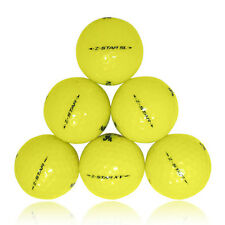 120 Srixon Z-Star Yellow Mix Near Mint Used Golf Balls AAAA