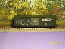 MTL MICRO-TRAINS N SCALE #75120 50' STD BOXCAR DBL PLUG DOOR BRITISH COLUMBIA