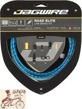 JAGWIRE ROAD ELITE LINK BLUE ROAD BICYCLE BRAKE CABLE KIT
