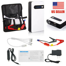 Portable 20000mAh Car Jump Starter Power Bank Vehicle Battery Booster Charger