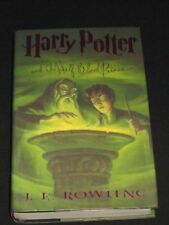 wmf  SALE : J.K. ROWLING ~ HARRY POTTER AND THE HALF-BLOOD PRINCE BLOOMSBURY HB