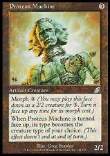 Proteus Machine X4 EX/NM Scourge MTG Magic Cards Artifact