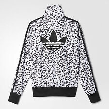 nwt~Adidas Originals INKED FIREBIRD Jacket Supergirl AOP Track Top~Womens size M