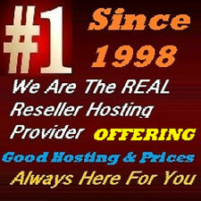 UNLIMITED RESELLER WEB HOSTING + SELL DOMAINS