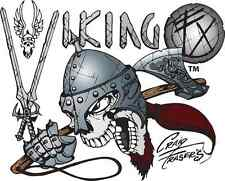Artool Freehand Viking FX Craig Fraser Airbrush Stencil Template Iwata Set of 4