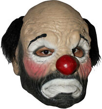 Homme triste tramp Hobo réticents clown masque de latex Costume de cirque tv film nouveau