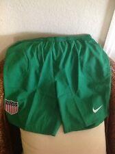 NIKE USA CENTENNIAL RARE SOCCER SHORTS NEW WITH TAGS  L MENS