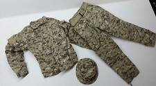 """1/6 scale Saturday Toys Digital camo  BDU+pant+hat  for 12""""  figure use"""