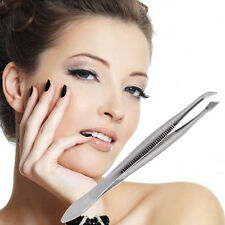 Lady Shaping Eyebrow Clip Tweezer Hair Remover Beauty Favor Tool Stainless Steel