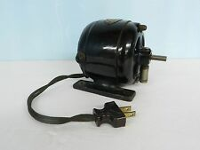 WORKS~ANTIQUE GENERAL ELECTRIC MOD.27312 ELECTRIC MOTOR 1/50 hp 110v~COLLECTORS~