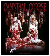Sticker Cannibal Corpse Butchered At Birth Album Art Metal Music Band Decal