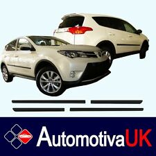 Toyota Rav4 Mk4 Rubbing Strips | Door Protectors | Side Mouldings Body Kit