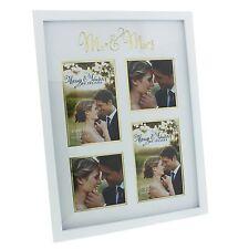 Siempre & para siempre el Sr. & sra. foto marco regalo de bodas nuevo 26421