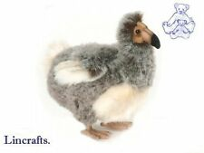 Dodo. Plush Soft Toy Bird by Hansa .5139 Mythical/Extinct Bird.