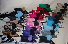 """""""MyT MOUSE"""" HANDMADE CATNIP MOUSE TOYS (3 mice) CATS LOVE 'EM !!! Buy 3 And Save"""