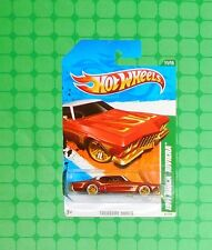 2011 Hot Wheels Regular Treasure Hunt  - 1971 Buick Riviera