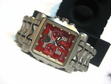 RARE OAKLEY RED DIAMOND MINUTE MACHINE WATCH (display item metal time elite)