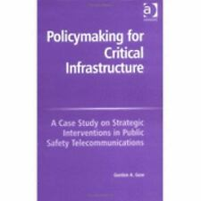 Policymaking For Critical Infrastructure: A Case Study On Strategic Intervention