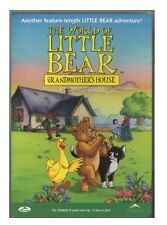 The World of Little Bear - Grandmother's House DVD Movie Children's Kids TV Baby
