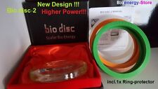 1x 100% Authentic Bio Disc 2 Quantum Scalar biodisc Health Amazing Power Energy