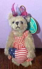 Bearington Bears Christmas Ornament - Ima Patriot 3685 - New With Tag