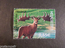 FRANCE 2008, timbre 4177, ANIMAUX PREHISTORIQUE MEGALOCEROS, neuf**, MNH STAMP