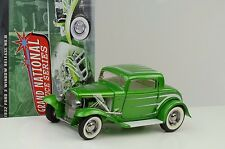 1932 Ford 3 Window  Deuce Series synergy grün release # 6  1:18  ACME GMP