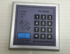 125KHz RFID EM ID Card Key Tag Reader Proximity Door Access system with Keypad