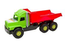 Glow2B LKW Kipper 40cm Sandkasten Spielzeug Fahrzeug 75x28x30,5 cm