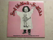 FRED WEDLOCK FROLLICKS 1973  UK NM LP