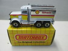 1983 Matchbox Peterbilt Tank MB56