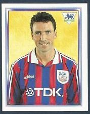 MERLIN 1998-PREMIER LEAGUE 98- #182-CRYSTAL PALACE-ARSENAL-NORWICH-ANDY LINIGHAN