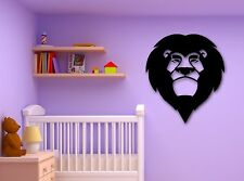 Wall Stickers Vinyl Decal Lion Animal Great Decor for Kids Room Nursery (ig787)