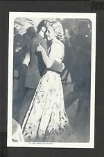 Nostalgia Postcard Picture Post the last Dance 1939