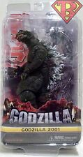 "GODZILLA CLASSIC 2001 Movie 12"" inch Head to Tail Deluxe Action Figure Neca 2016"