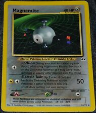 Magnemite # 26/75 Neo Discovery Set Pokemon Trading Cards Rares Metal Magnet HP