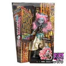 Monster High Mouscedes King Boo York, new doll