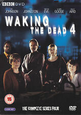 WAKING THE DEAD 4 the complete series four - DVD