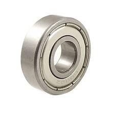 10 x 26 x 8mm 6000Z-Silber-Ton-Schild Premium-Kugellager GY