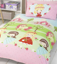 Girls Pretty Princess and Unicorn Toddler Bedding