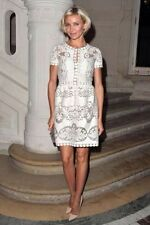 Designer Inspired  Lace Dress valentino chen CELEBRITIES US4