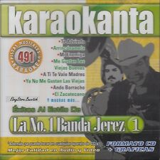 La Autentica De Jerez La No. 1 Banda Karaokanta KARAOKE New SEALED