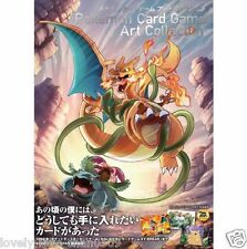 Pokemon Card Game Art Collection Illust Book Charizard EX Japanese